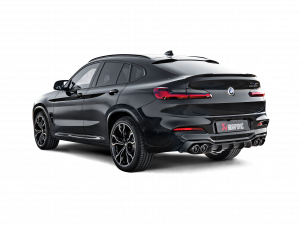 BMW X4 M / X4 M Competition (F98) - OPF/GPF