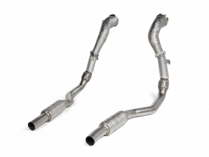 Downpipe / Link pipe set (SS) na Audi RS 7 Sportback (C8) 2020